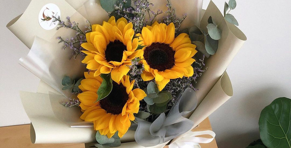 Small Sunflower Bouquet