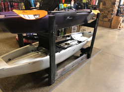 Custom Kayak Rack