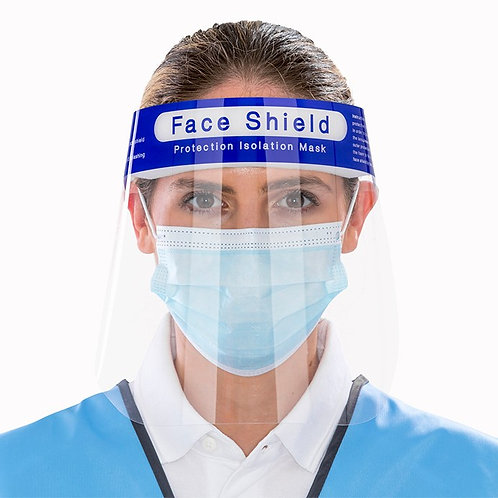 Face Splash Shield - Pack of 10 Free Delivery