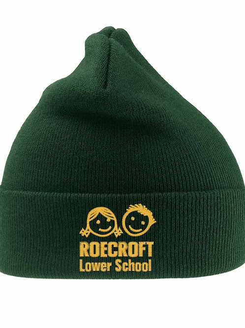 Woolly Hat with Embroidered Logo