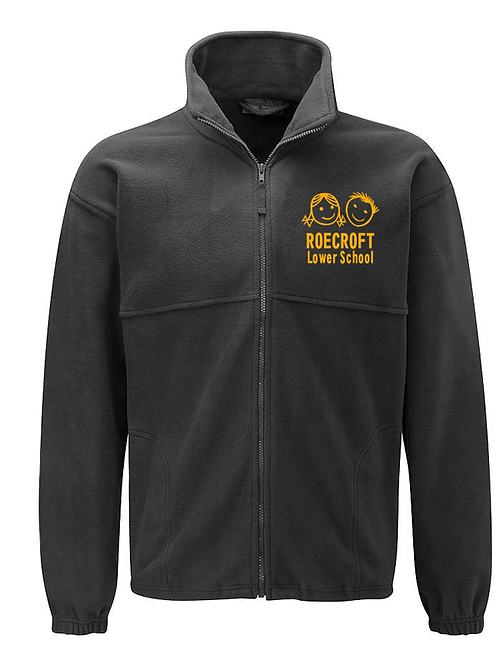Premises Staff Grey Fleece Jacket