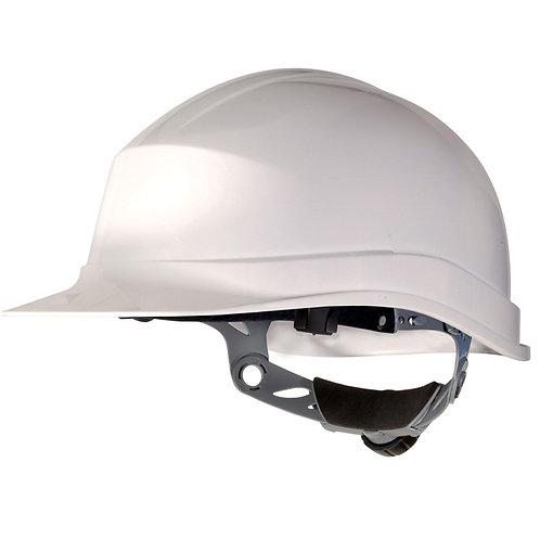 Delta Plus Zircon Hard Hat White