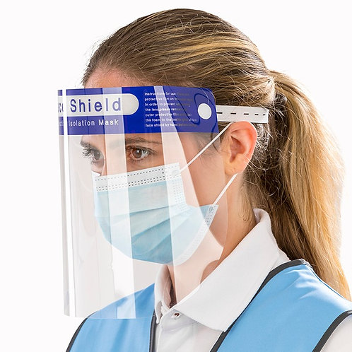 Face Splash Shield - Pack of 2 Free Delivery