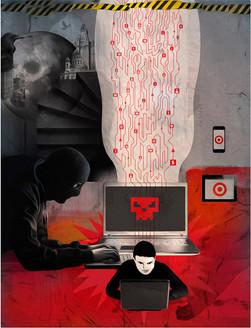 Eos magazine - cyber crime
