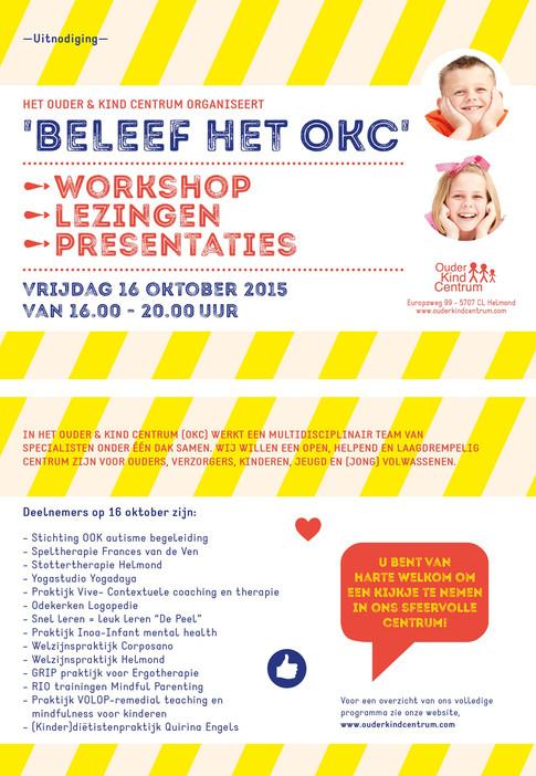 OKC Helmond - uitnodiging