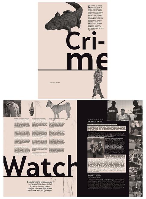 De fish magazine - Crime watch