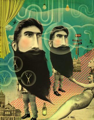 E.P - bye bye (hipster)baard