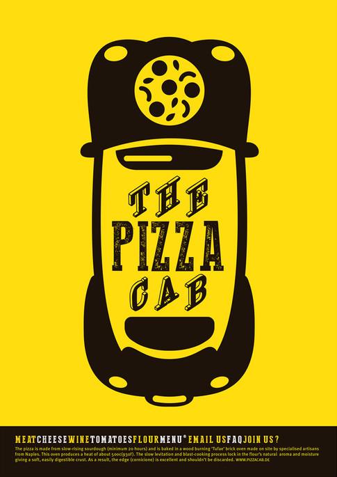 Vzine - the pizza cab