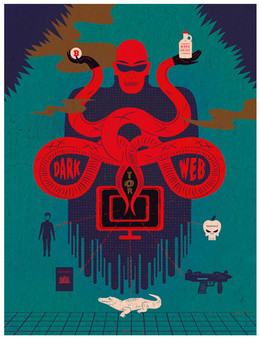 Eos magazine - Het dark web, afdalen in de onderbuik van het internet