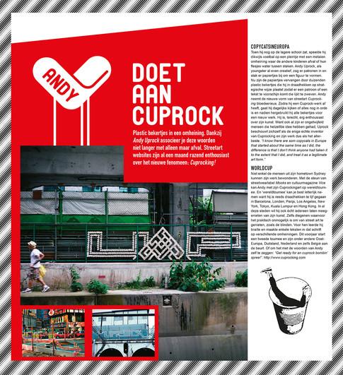De Fish magazine - Cuprock