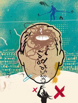 Eos magazine - over dt-fouten en de valkuilen van ons geheugen