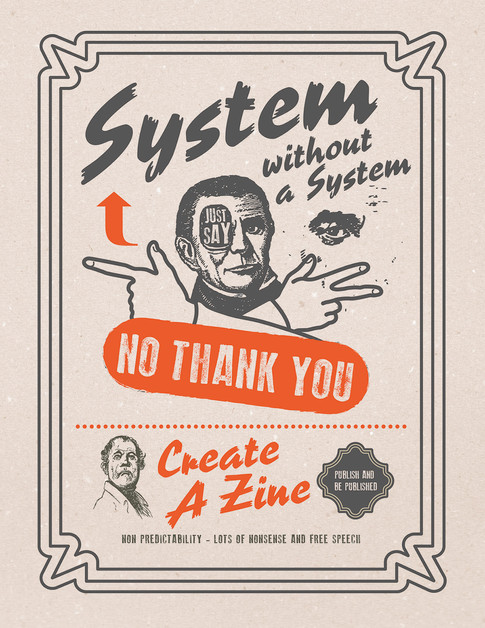 Pill magazine - System without a system