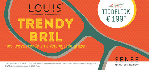 Louis belgium - flyer