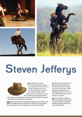 Stephen Jefferys Biography