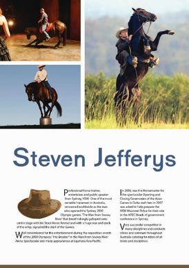 Stephen Jefferys Biography