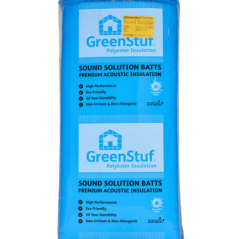 Autex Greenstuf Acoustic Batts Insulation