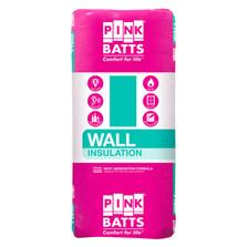 Pink Batts Wall Insulation