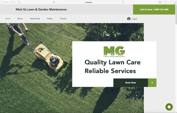 Mick Gs Lawn and Garden Maintainance