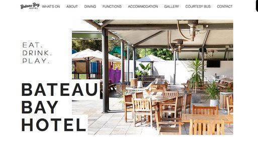 Bateau Bay Hotel