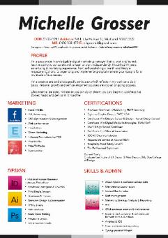 Resume Edit & Design