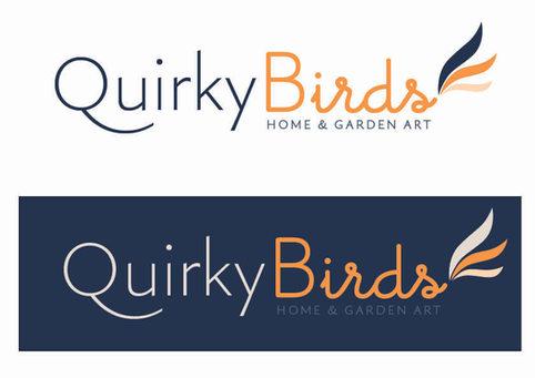 Quirky Birds Home & Garden Art