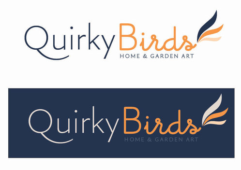 Quirky Birds Home & Garden Art
