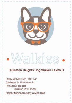 Walkies Dog Walker
