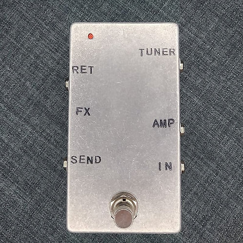 Dual Buffer Junction Box with Mute and Tuner Out