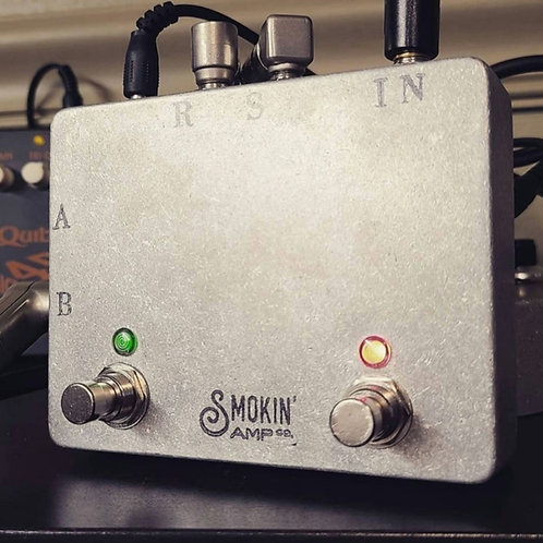 Smokin' Amp Co. A/B Switch with Loop Switch