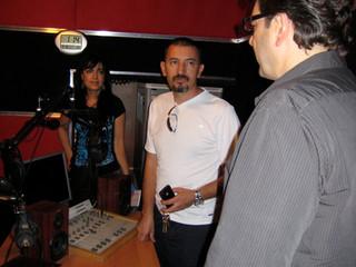 Radio Shema with Soner Tufan and Mark Gasbarro