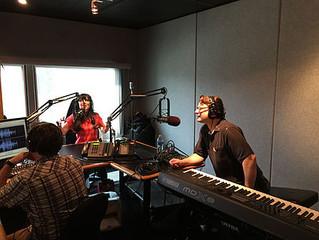 Emeralde live interview on iHeart Radio