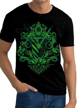 Men's (King & Queen of Summer) Black t-shirt