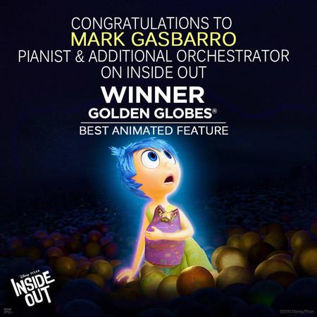 Congratulations Mark!