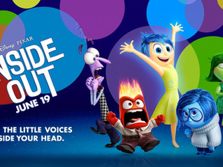 Played piano and some orchestration for Inside Out.  Great film!