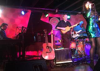 Emeralde live at Vitello's E Spot Lounge