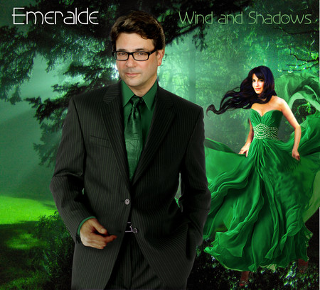 Great Review of Emeralde's CD           Wind and Shadows!
