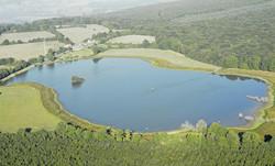 Le lac des Faucheries