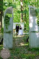 Mariage à l'extérieur du gite