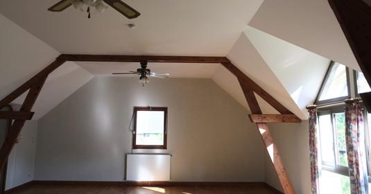 Salle à l'étage