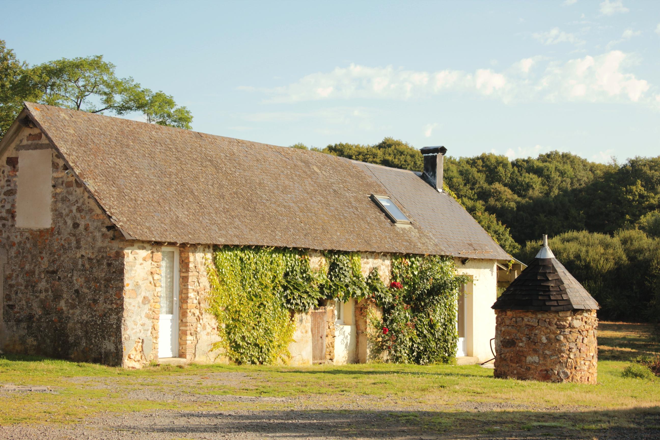 Gîte à la campagne, Sarthe