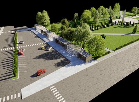Концепція реконструкції центральної частини міста Бар
