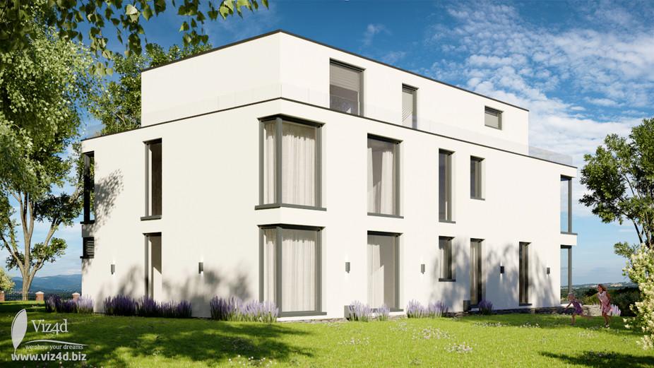Residential house in Berlin