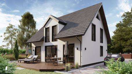 Family house type 3