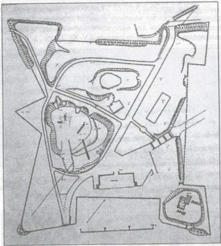 План замку за Виноградською Л.І., 2008 рік
