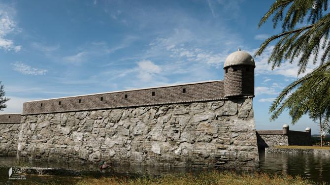 Northern Bastion