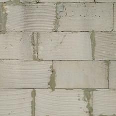Великі білі стінові блоки 2160x2160