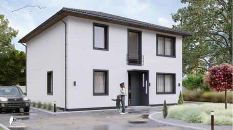 Villa house type 1