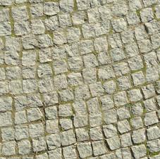 Grey cobblestone 3840x2160