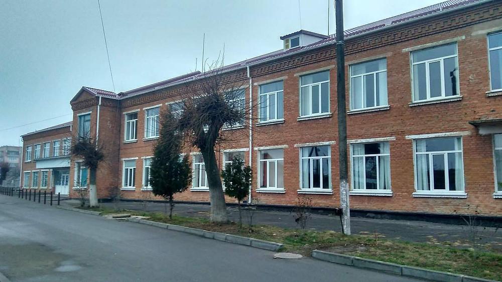 Ліцей № 2 Барської міської ради Вінницької області
