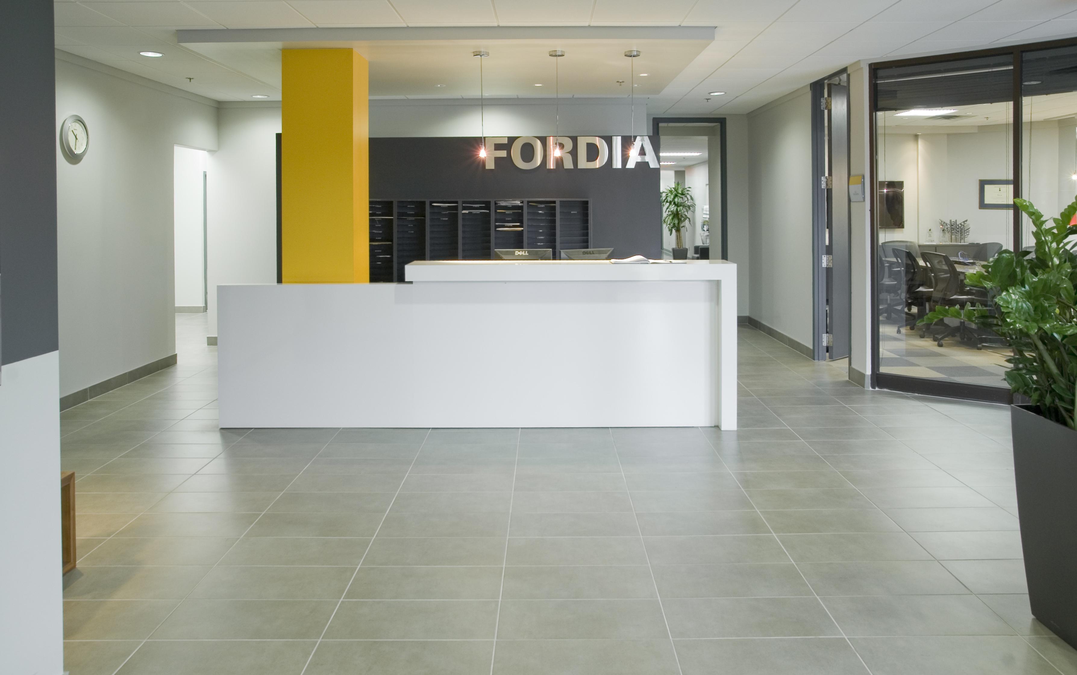 Fordia_RÉCEPTION